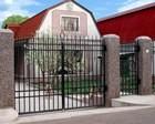Ворота въездные и гаражные