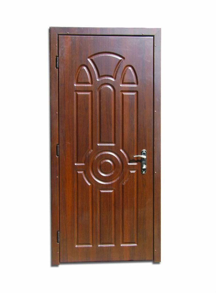металлические бронированые двери от производителя
